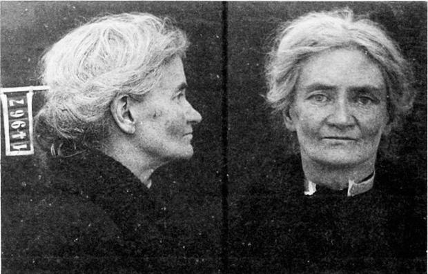 Mental illness: Violet believed God wanted her to kill Mussolini as a 'sacrifice'.