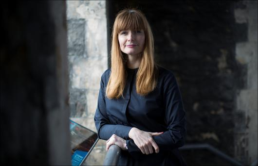 Sheila Dooley (38) is curator and education officer at Dublinia. Photo: Dave Conachy.