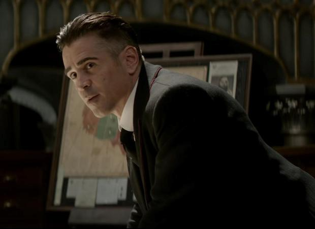 Colin Farrell in 'Fantastic Beasts and Where to Find Them'