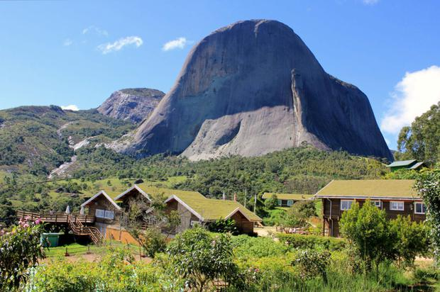 Stunning Pedra Azul national park in the south-eastern state of Espirito Santo is a big draw for Brazilians but not so well-known outside of the country.