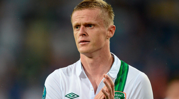 The news that Damien Duff, pictured, Stephen McPhail, Keith Andrews and Mark Kinsella will be taking up positions on the coaching staff of the FAI's underage sides is encouraging