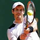 Devoted: Andy Murray has admitted that his new daughter is his priority over tennis.