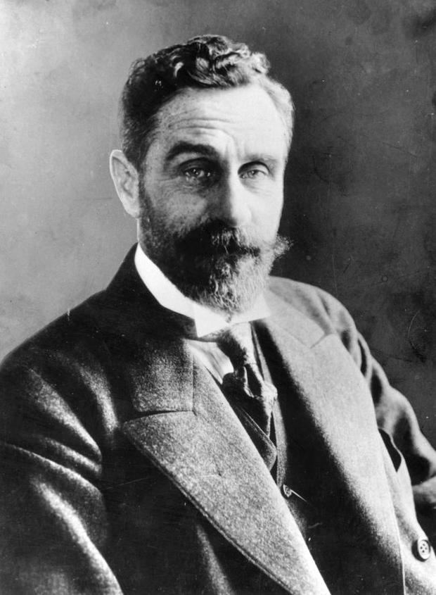 Roger Casement: a sonnet before his execution.