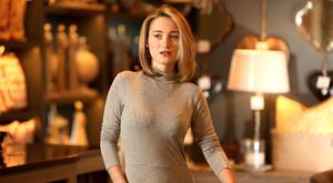 Rebecca Roe of Hedgeroe Interiors. Photo: Gerry Mooney