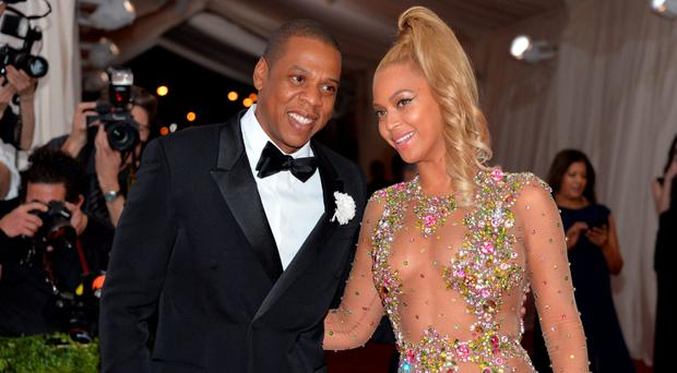 When life gives you lemons: Jay Z is thought to be the subject of wife Beyonce's latest album 'Lemonade'