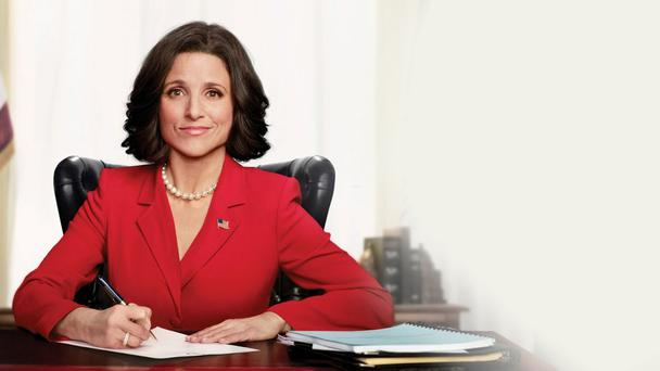 Mrs President: Julia Louis-Dreyfus as POTUS Selina Myers