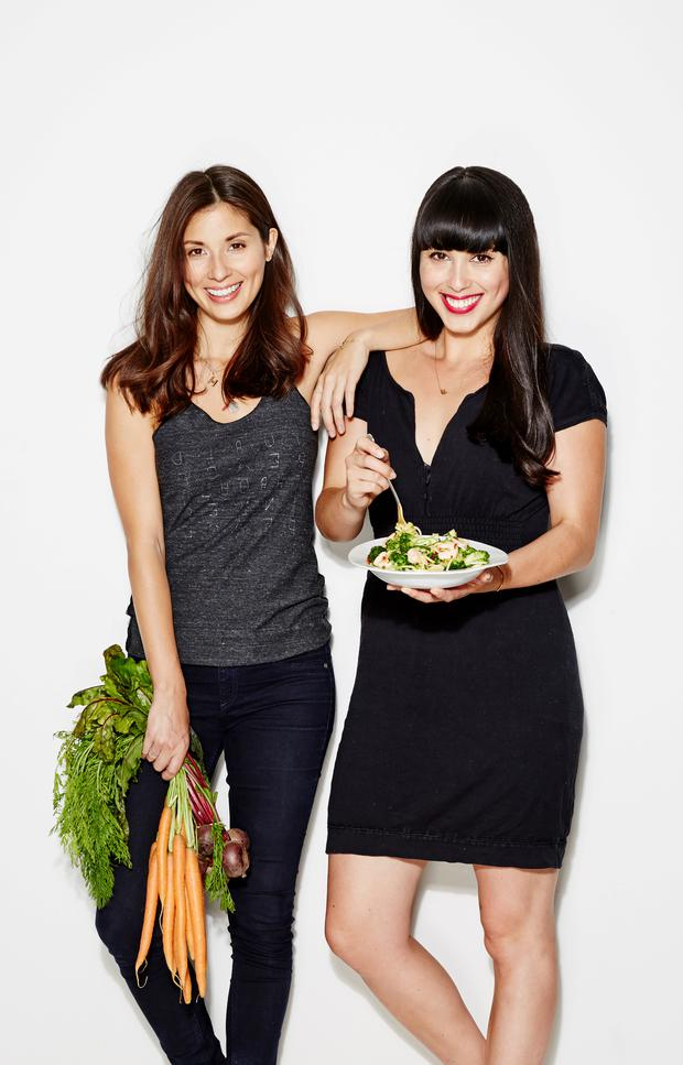 Foodie blogging sister Jasmine and Melissa Hemsley are about to hit our screens on a Channel 4 show.