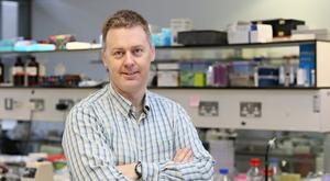 Dr Robert O'Connor, head of research at the Irish Cancer Society
