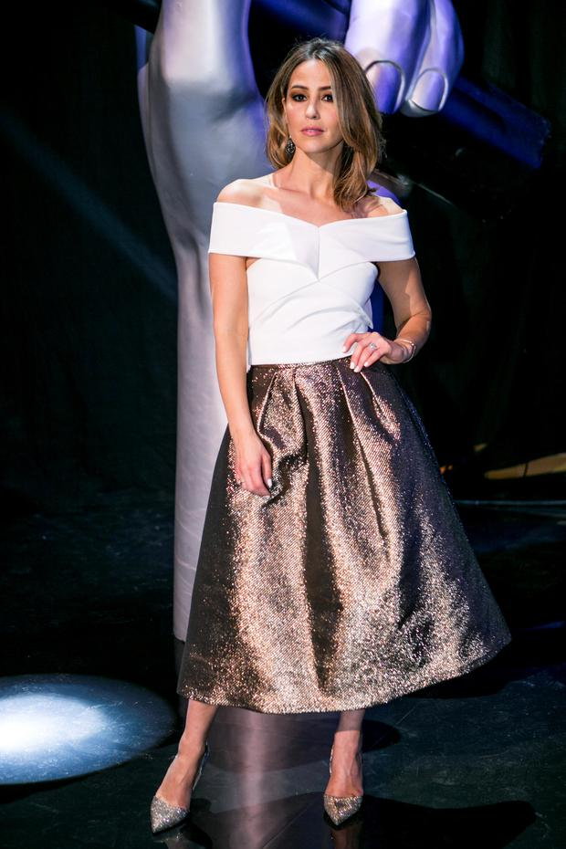 Rachel Stevens will be this year's style ambassador.