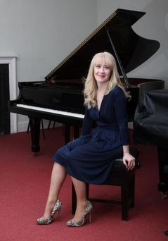 Ciara Higgins, artistic director of the Great Music in Irish Houses Festival.