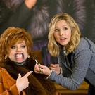 Comedy clout: Melissa McCarthy and Kristen Bell tag-team in 'The Boss'.