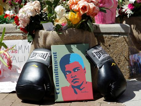 The Greatest: Tributes to Muhammad Ali.
