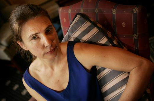 Lionel Shriver's latest novel The Mandibles is a dystopian family saga, which she describes as a 'gleeful exploration of catastrophe'