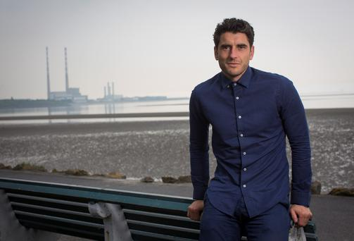 Dublin footballer Bernard Brogan. Photo: Fergal Philips.