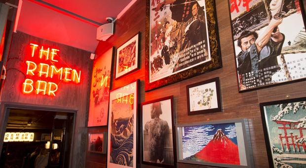 """The Ramen Bar: """"the combinations are authentically Japanese""""."""