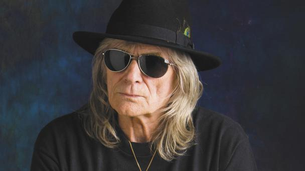 Henry McCullough: he quit Wings in 1973 after a fall-out with with McCartney.