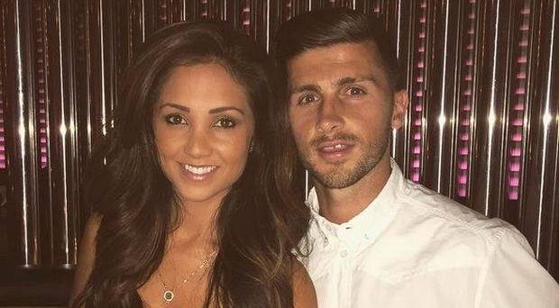 Kayleah and Shane Long
