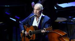 After all these years: Paul Simon's current tour is thought to be his last.