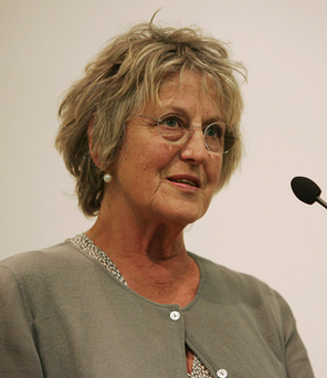 When Germaine Greer dared to challenge transgender women during her recent visit to Cardiff University, scores of students demanded the lecture be censored Photo: Getty Images