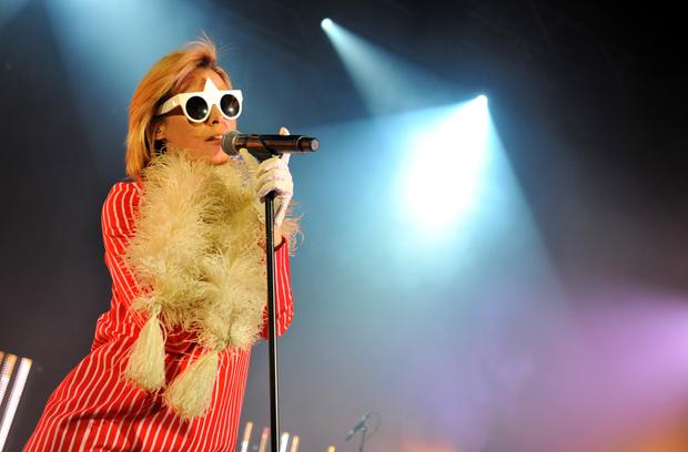 Not be to missed: Roisin Murphy is one of the homegrown acts taking to the stage at this weekend's Longitude Festival in Marlay Park in Dublin