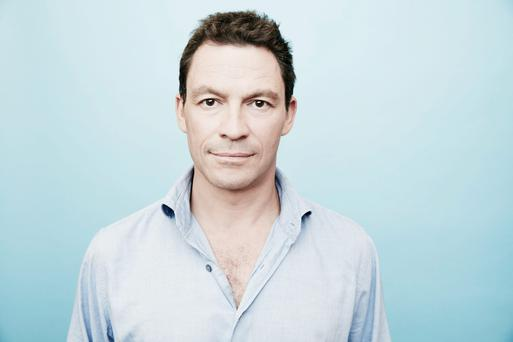 Dominic West says Ireland is already pretty much home to them.