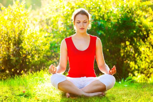 Spending time alone in solitude for at least 10 minutes, like when meditating, can assist you in your 'woundology' cleanse
