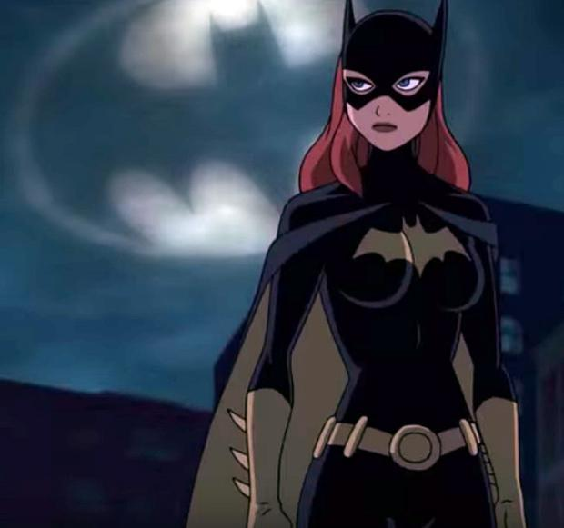 The latest Batgirl character who has an affair with Batman in 'Batman: The Killing Joke'