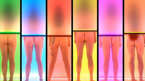 Bum rush: Naked Attraction's fleshfest
