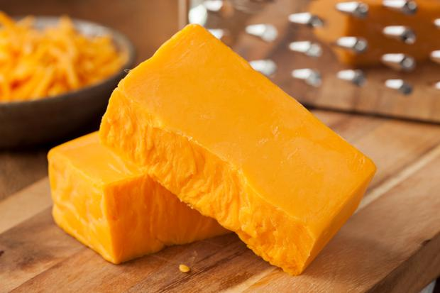 There's probably not a fridge in the country that doesn't contain a block of cheddar cheese