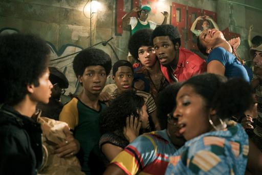 New obsession: 'The Get Down' traces the origins of hip hop in the Bronx during the 1970s