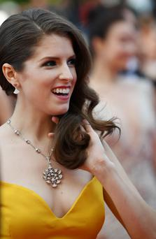 Funny girl: Oscar-nominated Anna Kendrick has found her groove