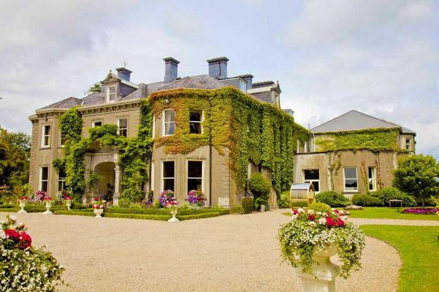 Tinakilly Country House is set on 14 lovely acres