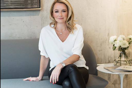 Orna Holland is in charge of recruiting at Stripe. Photo: Eilis McCormick