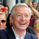 Return of the craic: Louis Walsh is back on the 'X Factor' judging panel tomorrow night after being 'sacked' from the show after 11 seasons