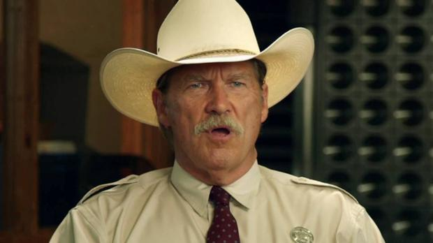 Texas Ranger: Jeff Bridges in 'Hell Or High Water'
