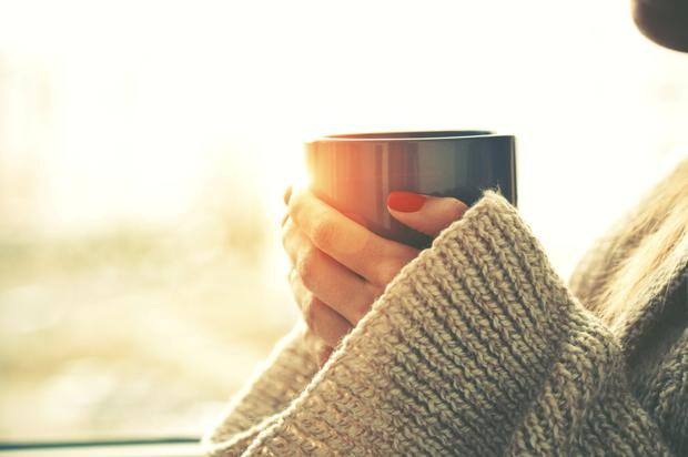 Hygge is about taking time out and relaxing