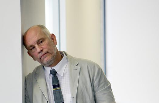 Being himself: John Malkovich