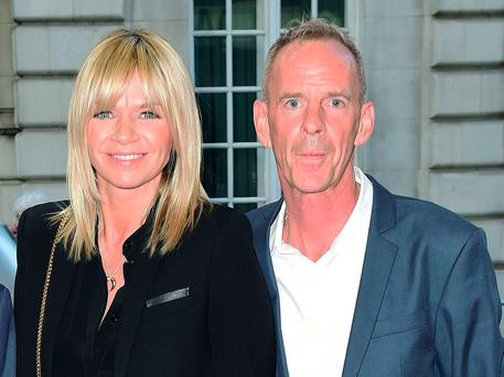 Right here, right now: Radio DJ Zoe Ball and DJ Norman Cook, aka Fatboy Slim, have announced their split after 18 years of marriage