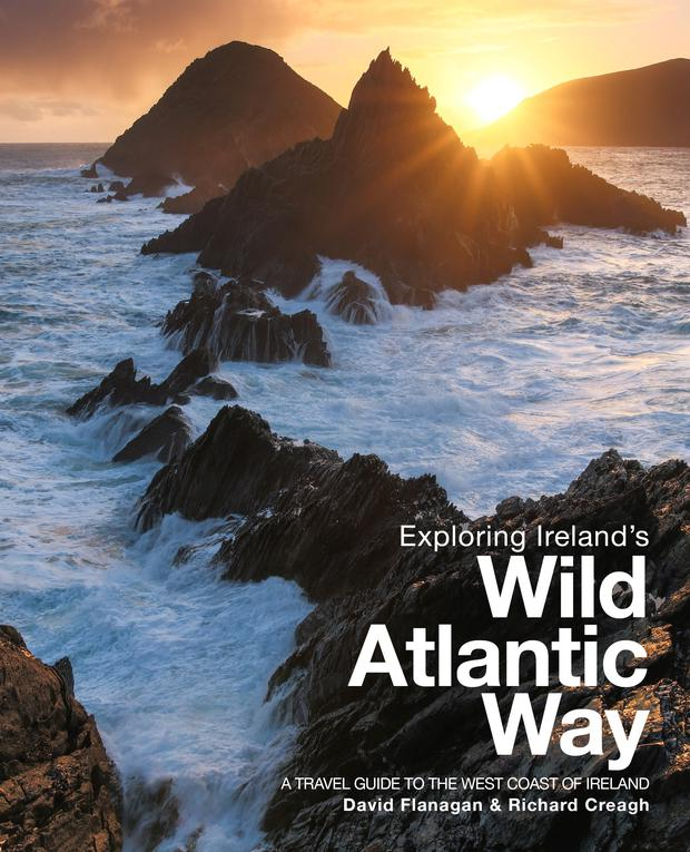 David Flanagan is the co-author of 'Exploring Ireland's Wild Atlantic Way', with photography by Richard Creagh. €22.50 from threerockbooks.com