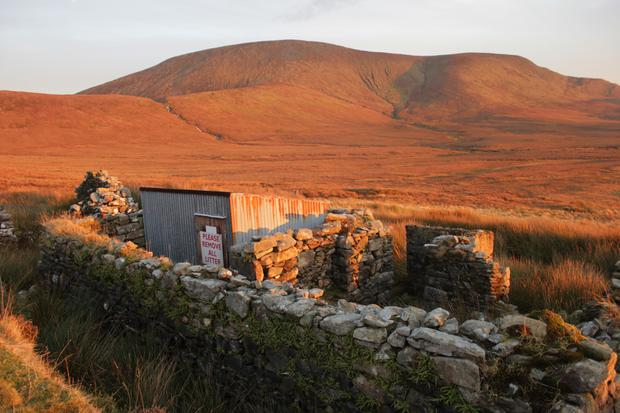 Wild West: Wild Nephin, an area in north Mayo, has recently been designated as Ireland's first official wilderness area