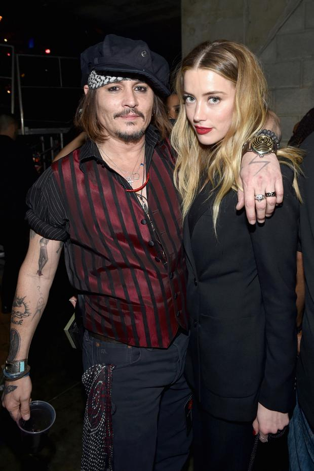 Johnny Depp and Amber Heard divorced with a €7m settlement