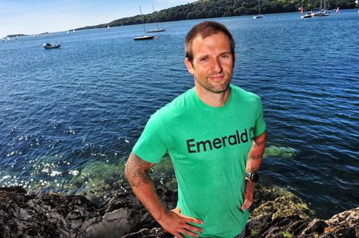 Extreme-environment athlete Gavin Hennigan. Photo: Daragh Mc Sweeney/Provision