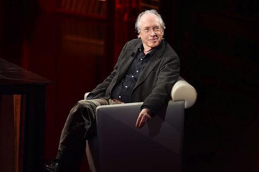 The narrator of Ian McEwan's new novel Nutshell is a hyper-articulate eight-month-old foetus