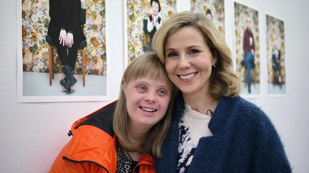 Sally Phillips in BBC documentary 'A World Without Down's syndrome?'