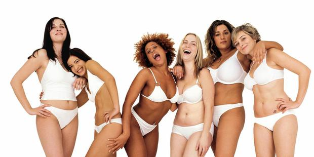 Marketing ploy: Dove's 2004 'Real Beauty' campaign