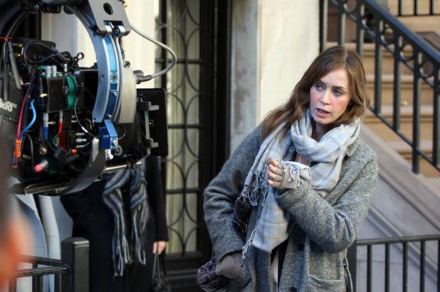 'Tricks': Emily Blunt in 'The Girl on the Train'