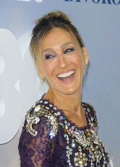Star turn: Sarah Jessica Parker stars in the new HBO series Divorce