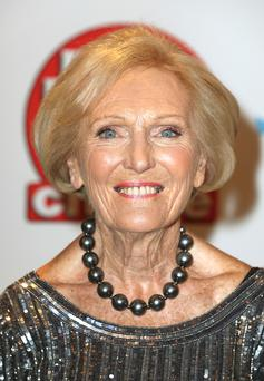 Mary Berry swears by dripping
