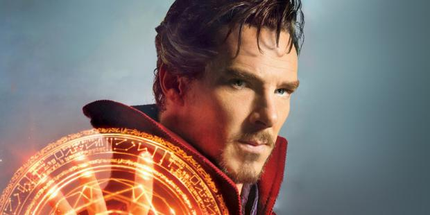 Sorcerer: Benedict Cumberbatch plays Doctor Strange in Marvel's latest blockbuster, out October 25