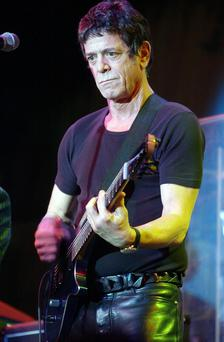 Lou Reed, Godfather of punk and a genius apart